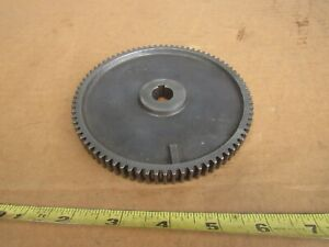 South Bend 9 Junior Lathe 80 Tooth Change Gear 5 48 Bore 9 32 80