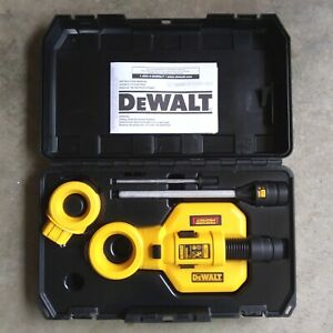 Dewalt Dwh050k Large Hammer Dust Extraction Hole Cleaning