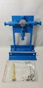 Copper Metal Cable Wire Stripping Machine 2 Blades 1 16 To 13 16 Recycling