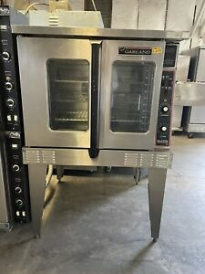 Garland Master 200 Single Stack Full Size Convection Oven Electric