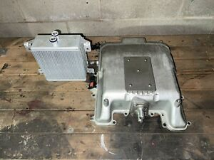 2009 2015 Cadillac Cts V Gm Lsa Supercharger Lid With Cooling Brick 12631035