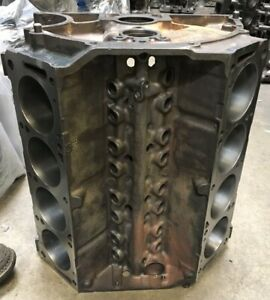 W Ford Thunderbird Galaxie Fe Big Block C6me 6b28 428 Cid 7 0 Ltr 1961 1976 1966