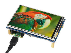3 5inch Touch Display Module For Raspberry Pi Pico 65k Colors 480 320 Spi