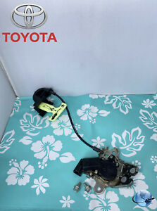 05 10 Toyota Avalon Trunk Latch Tailgate Release Lid Power Lock Actuator Oem