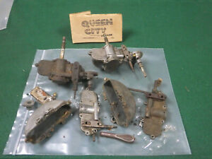 Lot Of 4 Model A Ford Era Trico Vacuum Windshield Wiper Motors 30s 40s Chevy Etc
