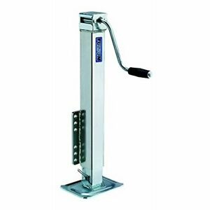 Fulton Hd50000101 Bolt On Trailer Tongue Jack With Drop Leg 5000 Lb Weight