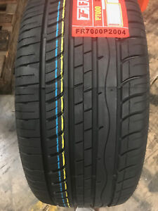 1 New 255 35r20 Fullrun F7000 Ultra High Performance Tires 255 35 20 2553520 R20