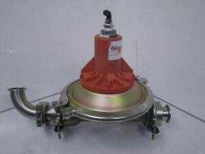 Wilden Surge Dampener 70 7265 707265 Sd1 smp fg tf Sd1smpfgtf used Tested