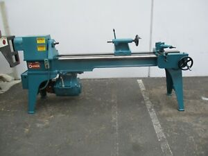 Rare Oliver Wood Lathe Long Bed N0 20 a Pattern Makers Wood Turning Lathe