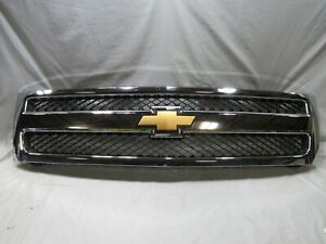 Chevy Silverado Front Grill Grille 07 13 Oem 2007 2008 2009 2010 2011 2012 2013