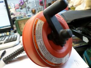 Ridgid Hand Auger snake With Power Spin