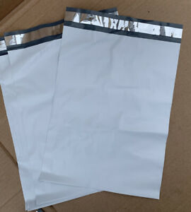 30x Shipping Poly Mailers Bags Envelopes Packaging 2 Mil 10 X 13 No Bubble