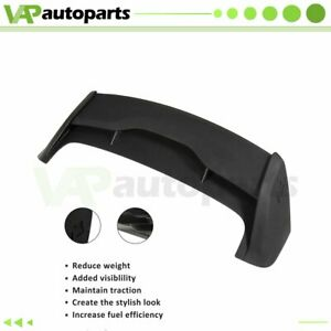 Fit For 2012 2018 Ford Focus Hatchback Rs Car Spoiler Wing Rear Fast Shipping