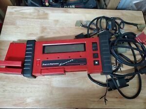 Snap On Scanner Obd Mt2500 And Cartridges