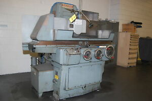 Brown Sharpe 1024 Micromaster Surface Grinder Not Functional