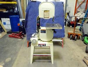 Jet Tools Wood Bandsaw 14 In Table Model Jwbs 14os