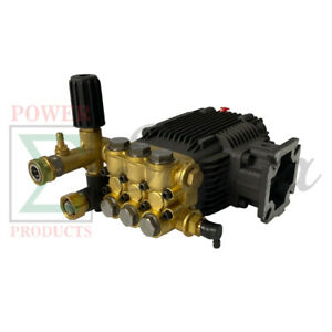 Triplex Pump For High Pressure Washer 3 4 Shaft 6 5 Hp For Cat General Ar Comet
