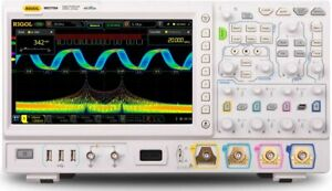 Rigol Mso7024 200mhz Mso With 4 Analog 16 Digital Channels 10gs s W Options