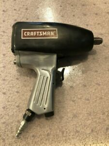 Craftsman 1 2 Drive Air Impact Wrench Tool Model 875 199870 Free Accessories