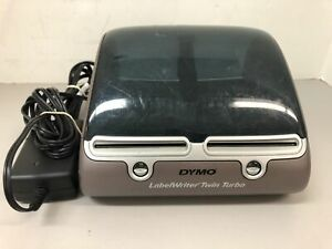 As is No Spool Dymo Labelwriter 450 Twin Turbo Thermal Label Printer 1750160