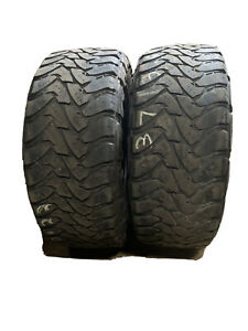 2 Used Pair 37x13 50r22 Toyo Open Country Mt 4 7 32nds 37135022