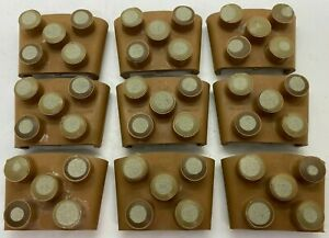 Htc Ez Rep Series 80 Grit Concrete Resin Tool Box Of 9 great Deal