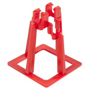 100 Pack 3 In Rebar Chair Concrete Cement Placement Heavy Duty Footer Support