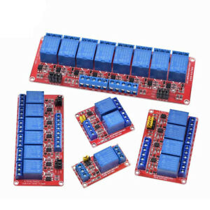 With Optocoupler Relay Module Modules Solid State Relay Module Extend Board