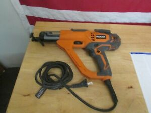 Ridgid R6791 3 In Drywall And Deck Collated Screwdriver Fast Free Shipping 137