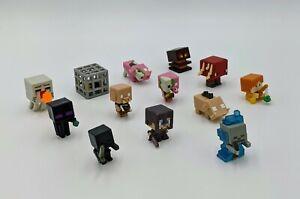 Choose your Minecraft Mini Figure Nether Realm Series 23 New for 2021 $8.99