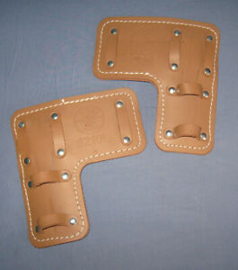 Klein Tools 8210 Leather Tree Climbing Pads Left Right 8210r 8210l