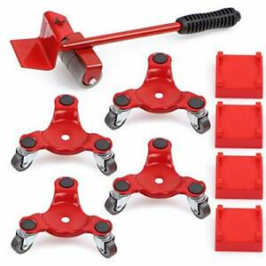 Furniture Movers And Lifters Tri dolly With Wheels 6 Inches Steel Dolly