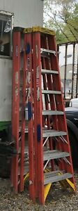 8 Step Ladders 300 Lb Weight Limit