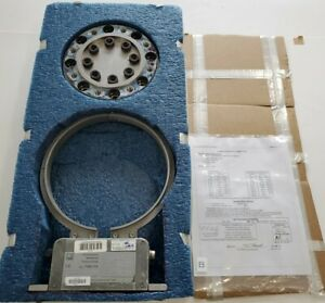 preowned Hbm T10f Torque Transducer Measuring Flange Rotor Warranty