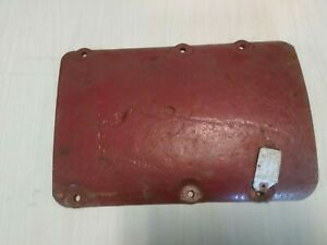 Ih 8025d Clutch Housing Cover For Farmall H Super H International Tractor With