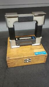 Wyler 6 Precision Swiss Made Frame Machine Level Leveling Square