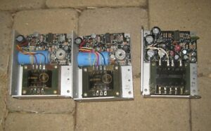 3 Pcs Used Power one 250v 0 1a Open Frame Power Supply 1b250 1 1b250 1 a