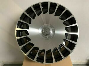 20 Staggered S560 Maybach Rims Wheels Mercedes Benz W221 W222 S550 S500 E350