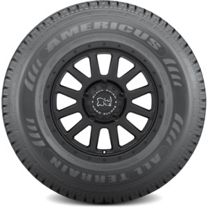 4 New Americus Rugged All Terrain Tires Lt265 75r16 123s Lre 10ply 265 75 R16