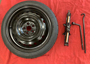 19 21 Toyota Corolla 17 Spare Tire With Jack Tools 125 70 17 Maxxis Genuine