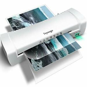 Laminator Machine Portable A4 Thermal Laminating Machine With Hot And Cold