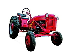 Farmall Cub Ih Tractor Service Operation Manuals Same Day Secure Download