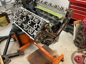 Reman 2003 04 Ford Mustang Cobra 4 6l Engine Long Block Heads Manley Rods Cams
