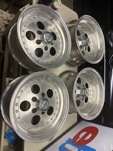 Ford Mopar Champ 500 Style Wheels 15x7 And 15x8 5