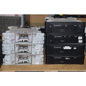 Motorola Mtr2000 Lot Of 6 T5766a And 1 T5766a