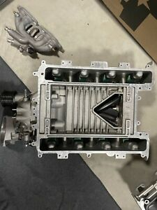 C6 Ls9 Zr1 2300 Supercharger Hand Ported Snout Cooling Bricks Included No Lid