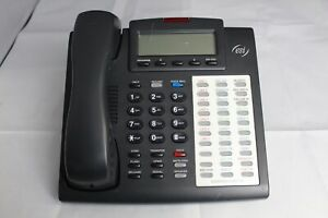 Lot Of 10 Esi 48 Key H Dfp Business Office Phones W Stands And Handsets