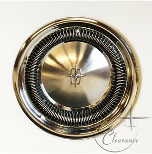 1966 Lincoln Continental Wheelcover Hub Cap C6vy1130a