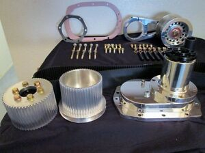 Show Polished 6 71 8 71 Blower Drive Assembly 454 Chevy 350 427 327 Bbc Sbc