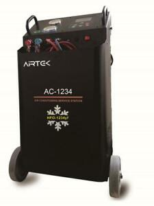 Fully Automatic 1234yf Recovery recharge Ac Machine For Standard And Hybrid Car
